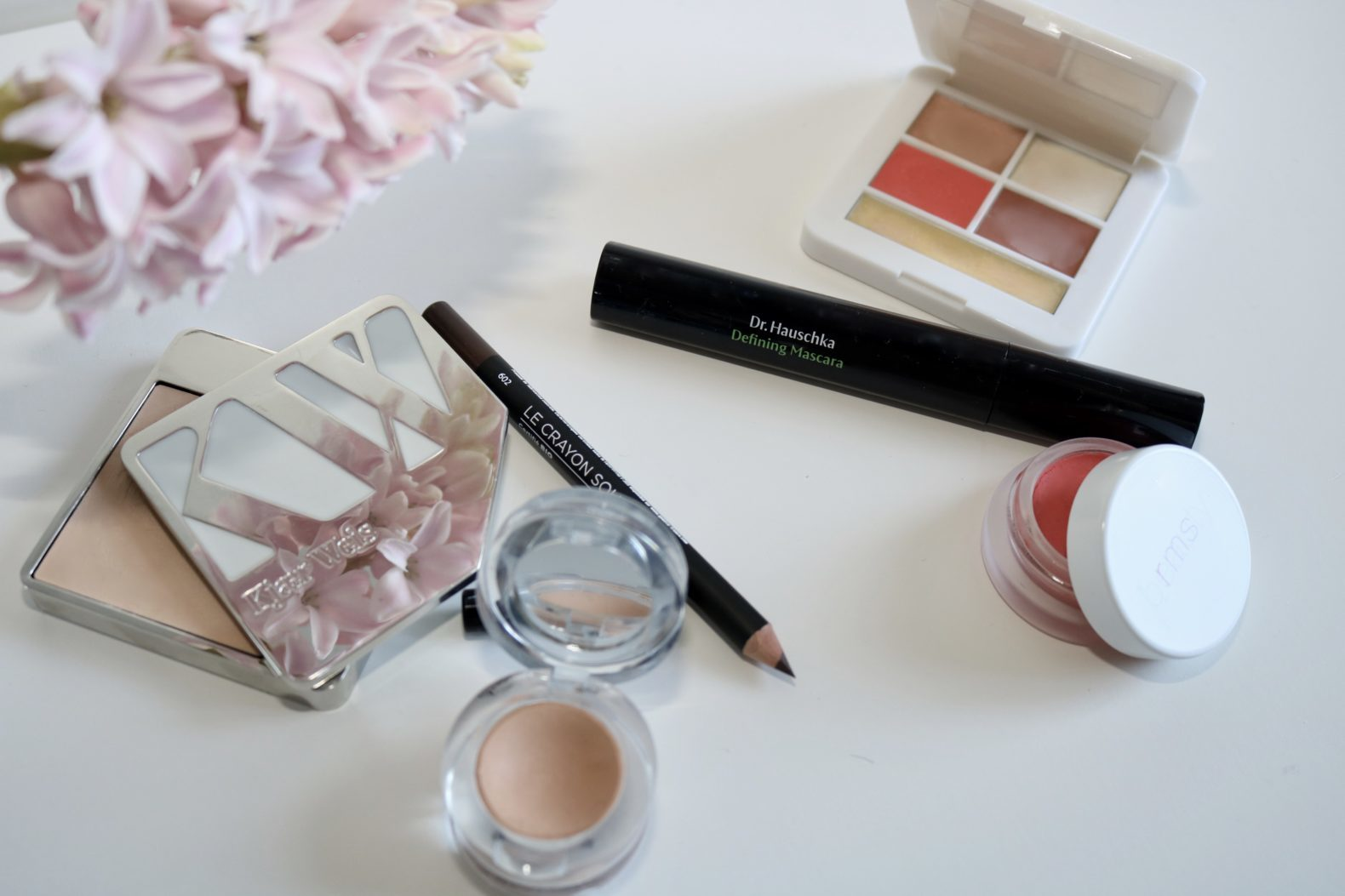 Mes essentiels Make-up du moment