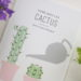 """Mon petit guide pratique """"Vivre avec les cactus"""" d'Audrey Jeanne"""