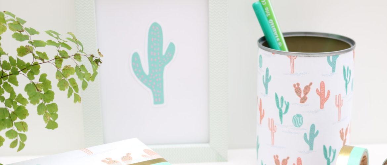 Où trouver sa papeterie Cactus ?
