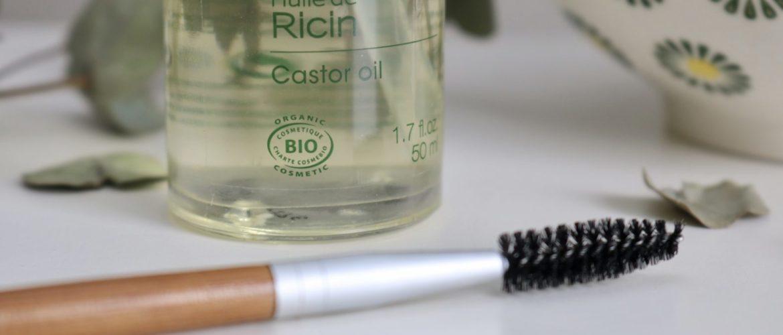 L'huile de ricin : mon geste beauté pour fortifier les ongles, les cils et les cheveux