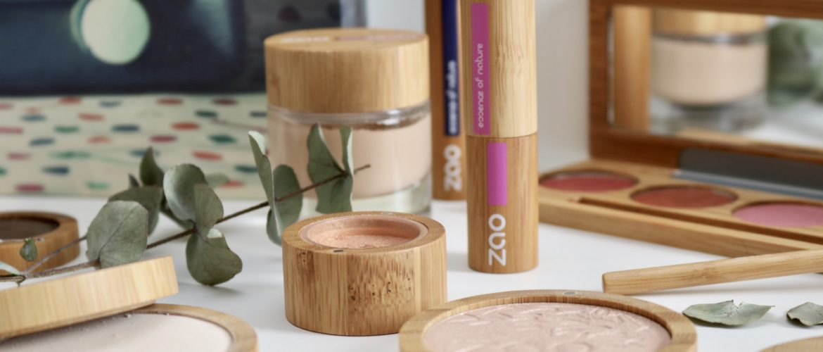 Mon total look Make-up ZAO