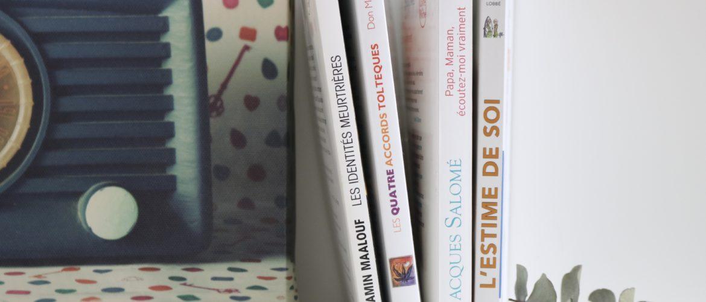 Ma sélection de livres de poche pour cet été
