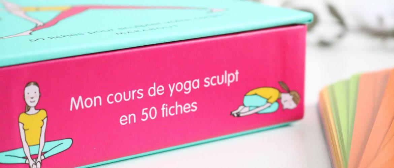 Mon Cours de Yoga Sculpt avec Les Paresseuses…