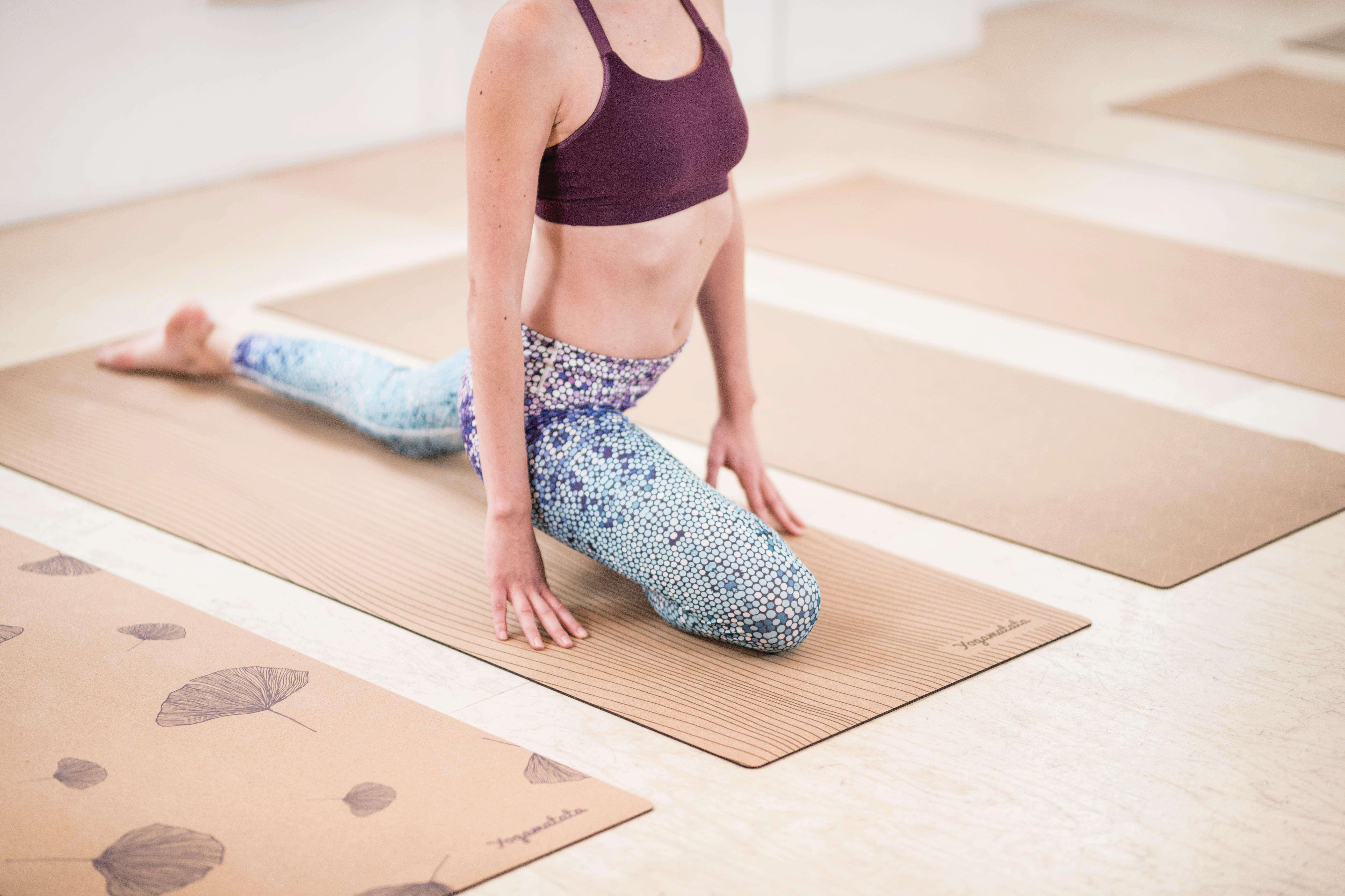 Portrait : Ondine, Fondatrice de la marque de Tapis de Yoga YOGAMATATA