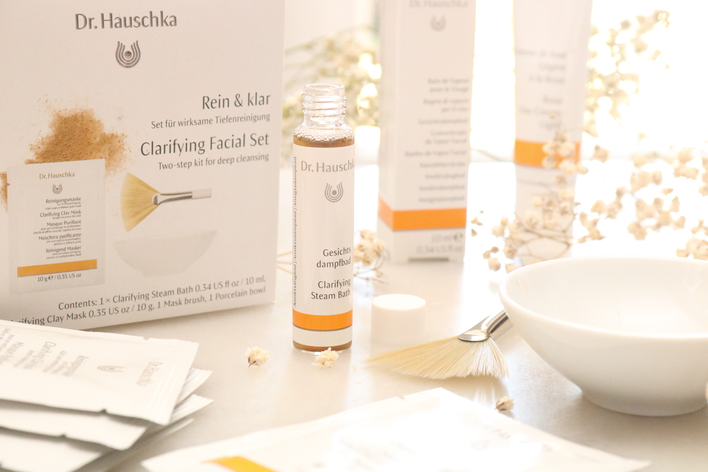 Nouveau Kit Visage Dr. Hauschka : une peau nette pour la rentrée !!