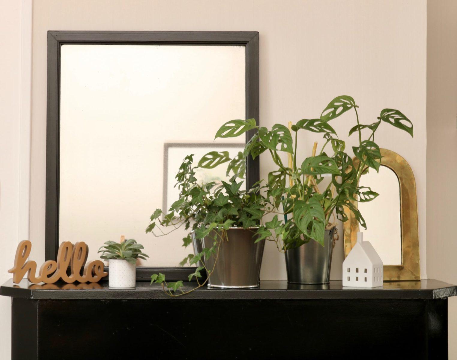 DIY & Récup' : Restaurer le cadre en bois d'un vieux miroir