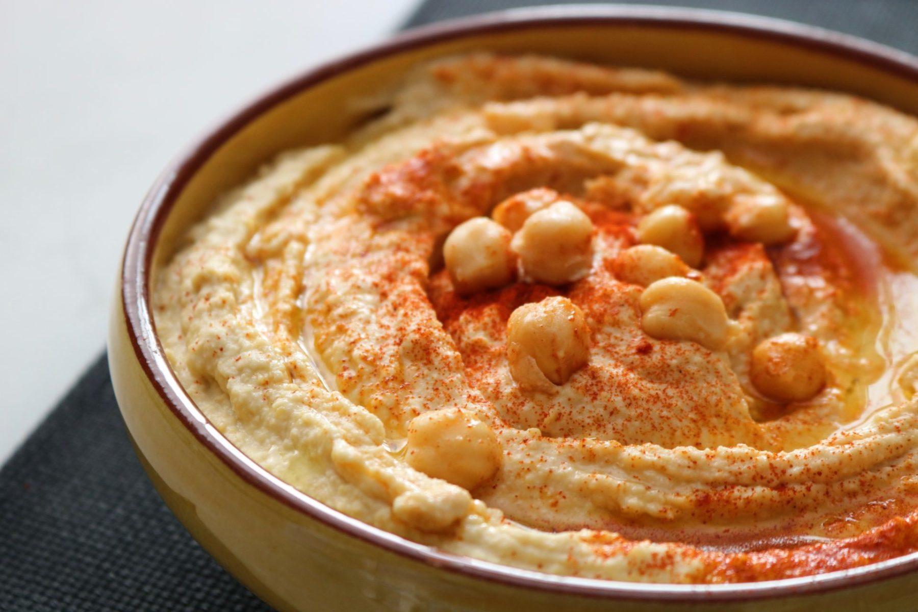 Recette facile de Houmous Libanais