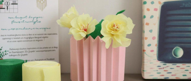 Box papeterie Saperlipapier – Mademoiselle Fleur