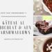 Gâteau chocolat & marshmallows – Recette facile