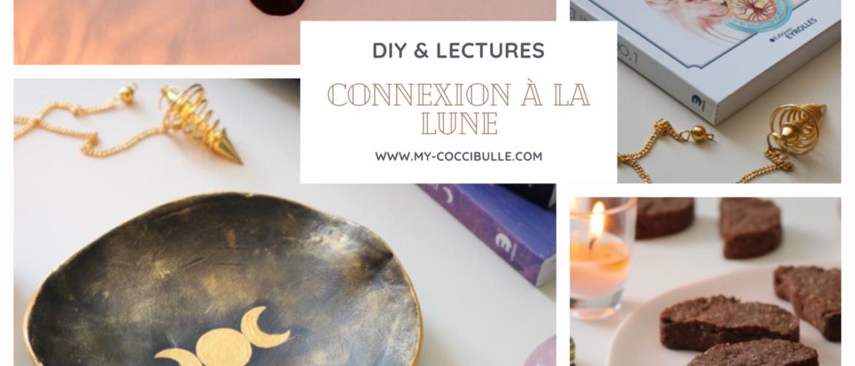 Connexion à la Lune – DIY & Lectures